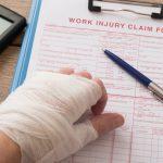 work injury file