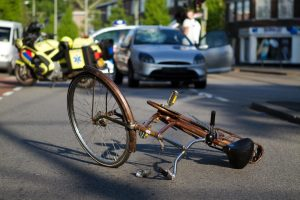 Traffic Accident Involving Bicycles