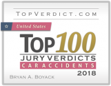 Top 100 Car Accident Attorneys